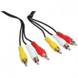 Audio Video Kabel 1.5 meter